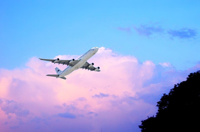 飛行機で海外キャッシングに