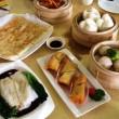中国取材で香港式飲茶