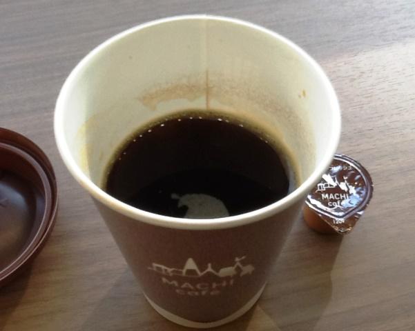 ローソンコーヒー中身