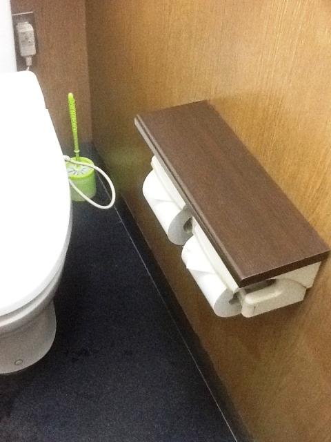 山岡家トイレ2