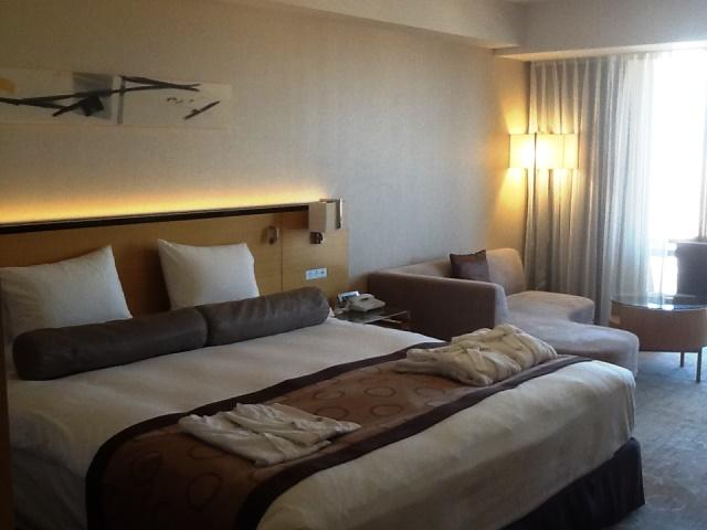 浅草ビューホテル室内