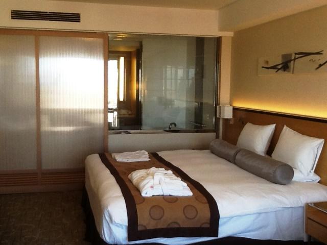 浅草ビューホテル室内2