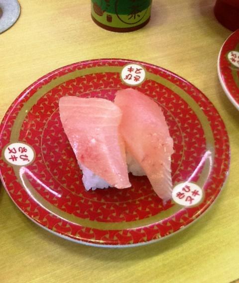 ゼンショーはま寿司びんとろ