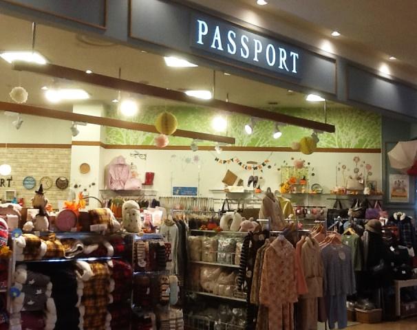 PASSPORT店舗外観1