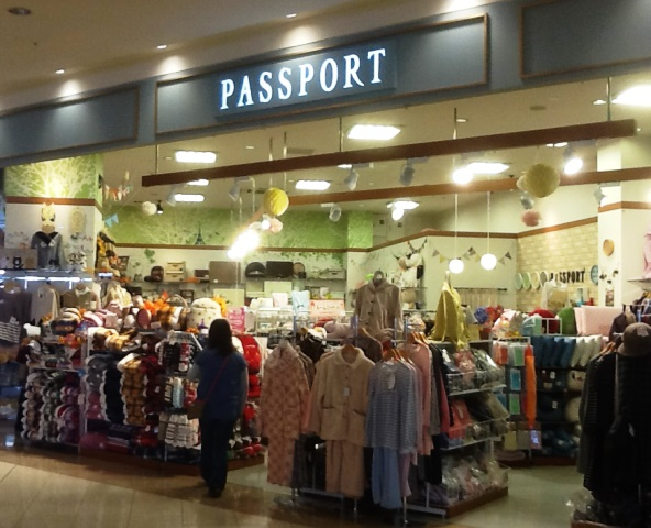 PASSPORT店舗外観3