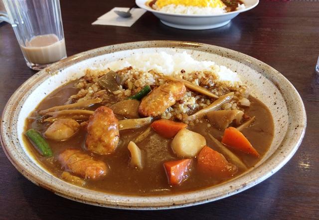 壱番屋(7630)鶏つくねと根菜の和風カレー